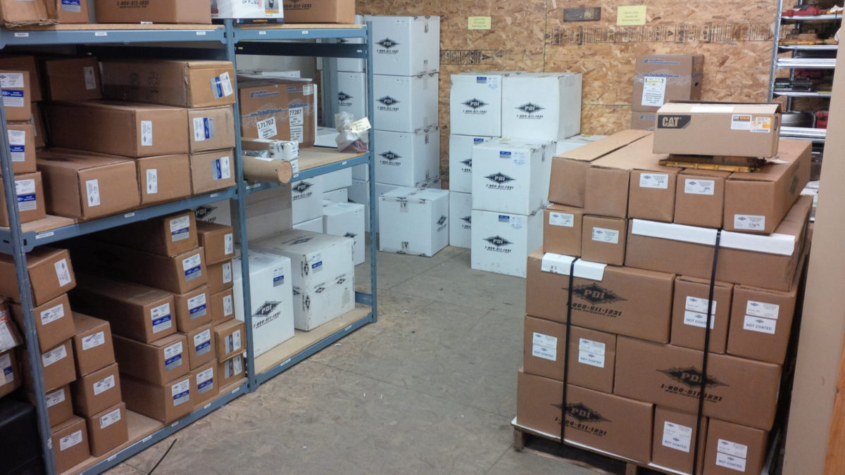PDI inventory picture