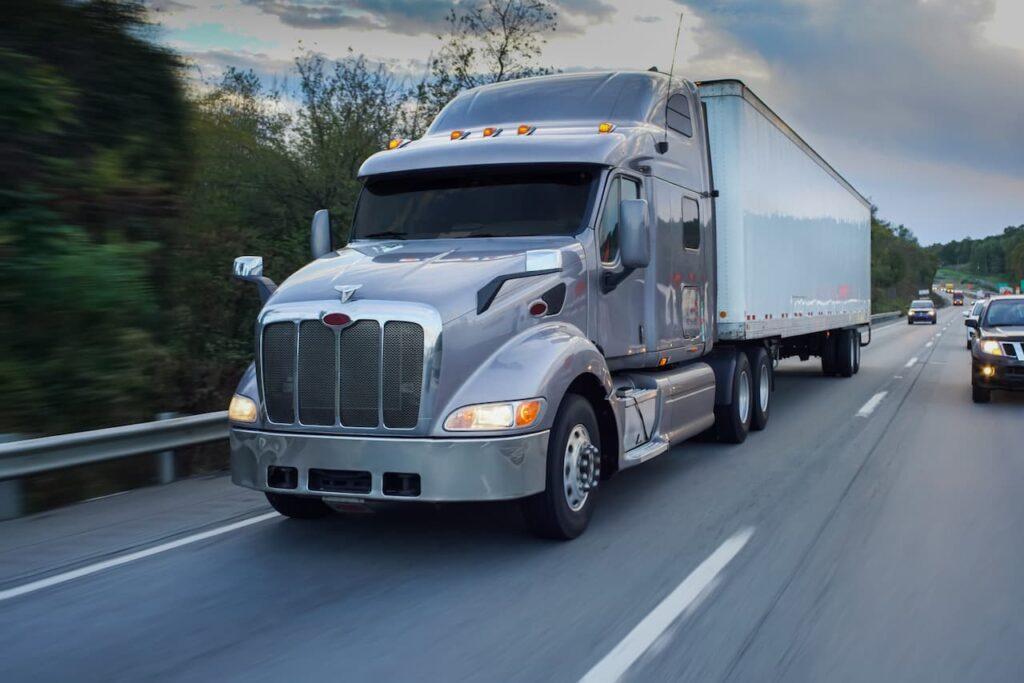 transportation truck for cvip inspection